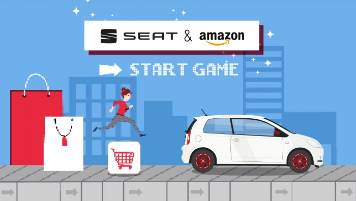 SEAT AMAZON MOTION DESIGN
