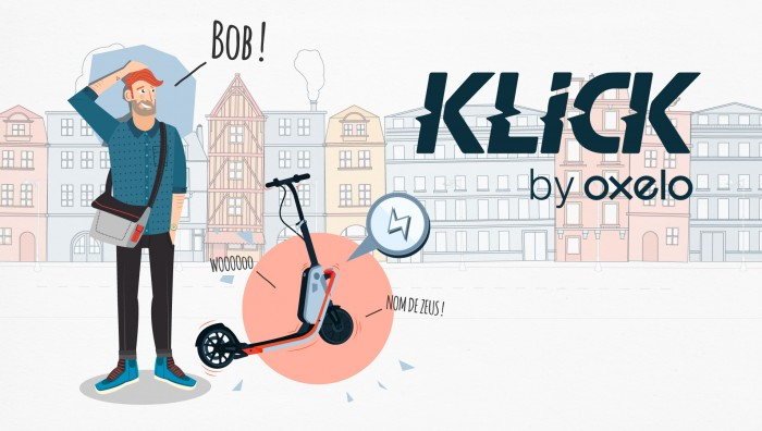 MOTION DESIGN OXELO KLICK