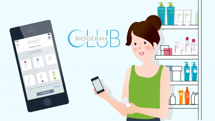 BIODERMA CLUB MOTION DESIGN